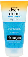 Neutrogena Deep Clean Invigorating Scrub (150ml)