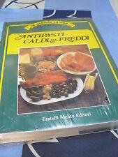 Antipasti caldi e freddi La Grande Cucina FME
