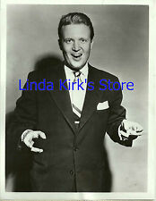 "Jimmy Blaine Vocalist Promotional Photograph ""Stop The Music"" ABC-TV B&W"