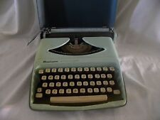 Remington Streamliner vintage Typewriter Untested (parts)