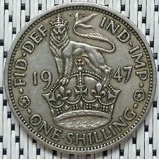 GREAT BRITAIN - 1947 - 1 Shilling George VI #CAPX