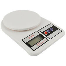 7 KG Digital Electronic LCD Display Ultra Slim Kitchen Postal Weighing Scale New