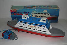 Schuco (763 380) Fontainebleu Bodensee Fahre, Ferry Boat, Battery Powered