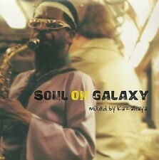 KAZAHAYA SOUL ON GALAXY (MIX CD) SOUL FUNK BEATS JAPAN BREAKIN BREAD