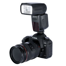 NW982II ETLL *High Speed Sync* LCD Display Speedlite Flash for Canon DSLR Camera