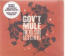 "GOV`T MULE ""The Tel★Star Sessions"" US Digi CD sealed"