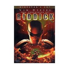 DVD The Chronicles Of Riddick  collector's cut 2DVD