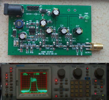 DC 12V / 0.3A SMA noise source/Simple spectrum external tracking source