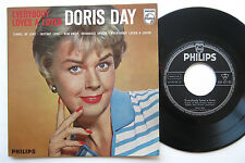 "7"" Doris Day - Everybody Loves A Lover EP - Philips 429497 BE Frank de Vol"