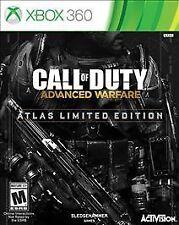 Call of Duty: Advanced Warfare -- Atlas Limited Edition (Microsoft Xbox 360, 201