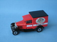 Matchbox MB-38 Ford Model A Van Australia Post Office Delivery Truck