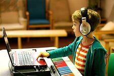 Enfants apprendre à jouer clavier dans une heure