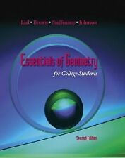 Essentials of Geometry for College Students (2nd Edition)