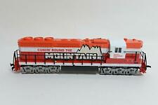 Tyco HO Scale Rocky Mountain Line Locomotive + Caboose