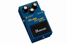New BOSS BD-2W Blues Driver Guitar Effects Pedal WAZA CRAFT From Japan