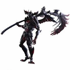 Officially Licensed Monster Hunter 4 Diablos Armor Play Arts Kai Action Figure