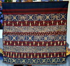 Antique Tapis Lampung, Sumatra, Indonesia: Woman's Ceremonial Skirt