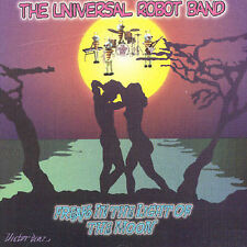 Universal Robot Band - Freak In The Light Of The Moon - New Factory Sealed Cd