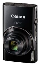 Canon compact digital camera IXY 650 12x optical zoom IXY650 (BK) Black