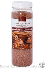 32479 Bath salt Chocolate & Cinnamon 700g Fresh Juice