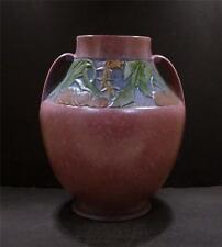 """Roseville Baneda Pink  Vase - 597-10"""" -  MINT"""