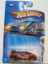Hot Wheels 2004 First Editions Super Gnat #088 Factory Sealed
