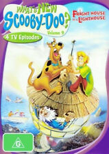 What's New Scooby Doo? Fright House of a Lighthouse : Vol 9 (DVD, 2006)