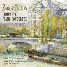 Gabriel Tacchino - Saint-Sains: Complete Piano Concertos
