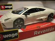 2008 LAMBORGHINI REVENTON 1/18 SCALE DIECAST REPLICA MODEL SUPERCAR  COLLECTIBLE
