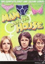 Man About the House: Complete Series 1 and 2 DVD, O'Sullivan, Richard,