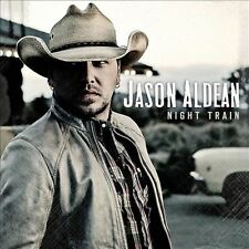 JASON ALDEAN - Night Train CD ( 2012, Country Music Singer )