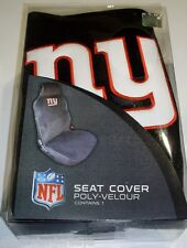 NFL NIB CAR SEAT COVER - NEW YORK GIANTS