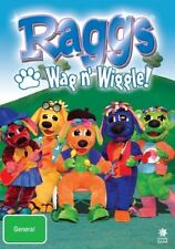 Raggs - Wagg N' Wiggle (DVD, 2007) Region 4 Children & Family DVD Good Condition