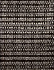 12.875 yds Knoll Upholstery Fabric Totem Link Pewter Gray K15619 DC2