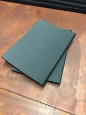 KYDEX PRESSING FOAM - 1 SET OF 12 X 16.5 X 1 INCH thick - SINGLE SIDED