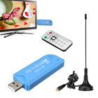 USB 2.0 Digital DVB-T SDR+DAB+FM HDTV TV Tuner Receiver Stick for Windows XP