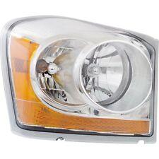 Headlight For 2004-2005 Dodge Durango Passenger Side w/ bulb