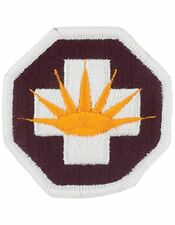 0008 Medical Brigade Full Color Patch (P-0008C-F)