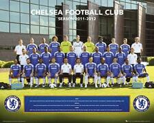 Chelsea Team Photo 2011-2012 - Mini Poster 40cm x 50cm (new & sealed)