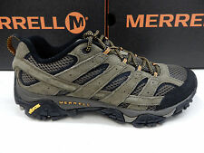 MERRELL MENS HIKING MOAB 2 VENTILATOR WALNUT SIZE 8