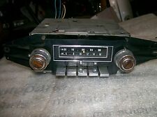 1977 CADILLAC DEVILLE FACTORY RADIO STEREO AM FM TUNER 8 TRACK
