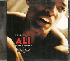 CD BOF / OST 15 TITRES--ALI--R.KELLY/ALICIA KEYS/ANGIE STONE/LISA GERARD