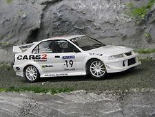 QSP Mitsubishi Lancer Evo 6.5 1:24 #19 Jonkers / Jonkers Golden Tulip Rally 2003