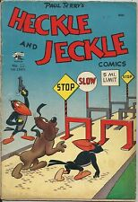 Heckle And Jeckle Comics #13 St. John Comic VG