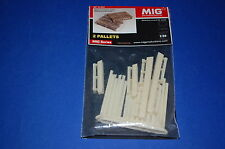 Mig Productions 35-267 - 2 Pallets  scala 1/35