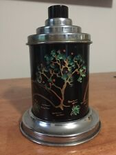 Vintage Cigarette Dispenser Holder Made In The USA Hand Painted
