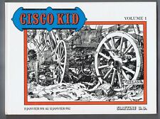 CISCO KID volume 1. Salinas et Rod Reed. Slatkine 1982