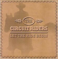 Circuit Riders - Let the Ride Begin (CD, Feb-2007, Pinecastle) New / Sealed