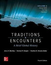 Traditions and Encounters : A Brief Global History by Herbert Ziegler, Alan...