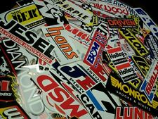 Lot 25+ Racing Decals Stickers Dragster NASCAR Decal Stock Car Chevy Hot Rod